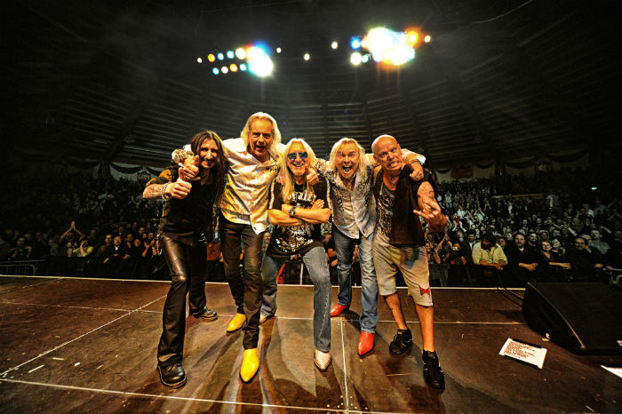 picture URIAH HEEP