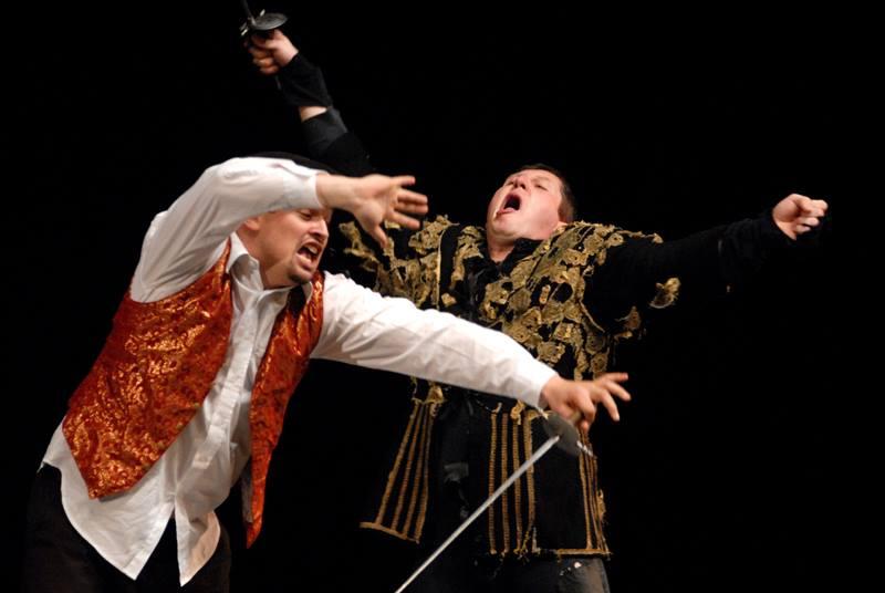 picture Hamlet, alebo nález lebky