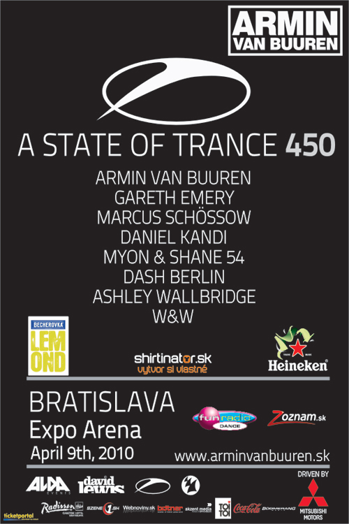 picture A STATE OF TRANCE 450 s Armin van Buuren