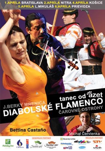 picture Diabolské flamenco - Tanec od A-po Z