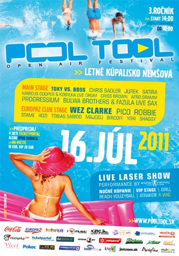 picture POOL TOOL Open Air Festival