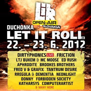 picture Let it Roll SK - open air 2012
