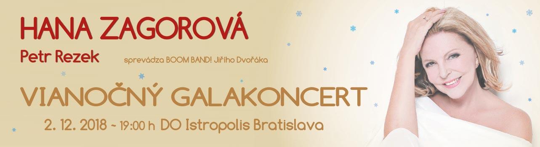 picture HANA ZAGOROVÁ - Vianočný Galakoncert