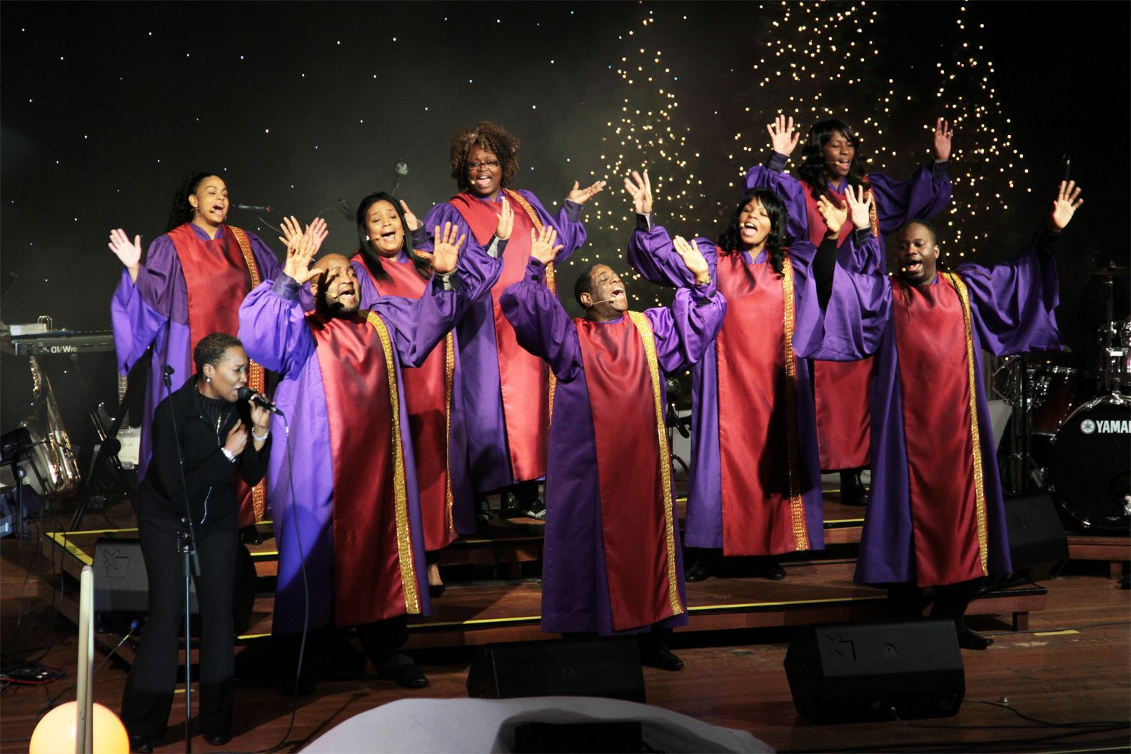 picture The Golden Voices of Gospel / New York, USA/