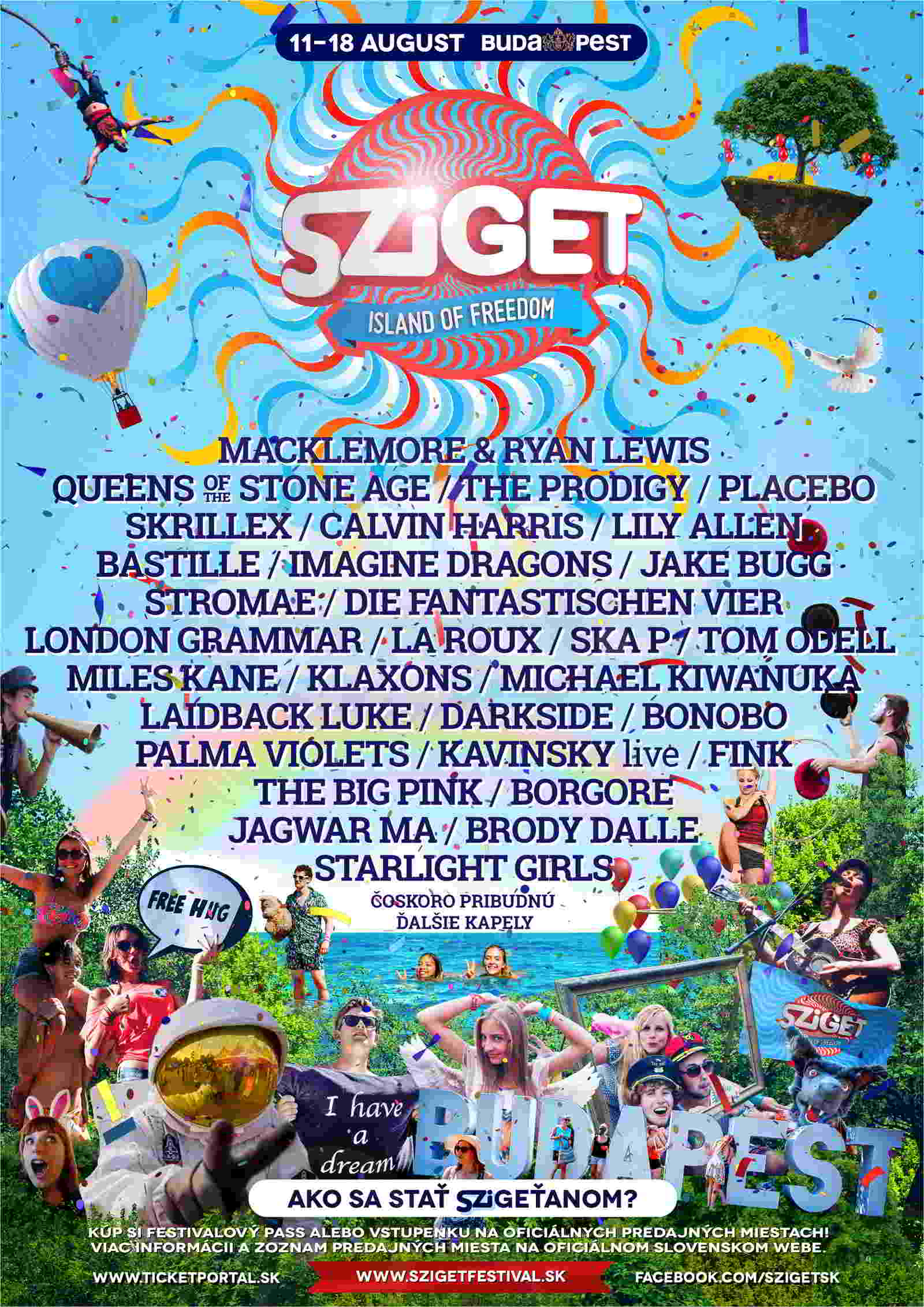 picture SZIGET FESTIVAL 2014