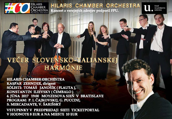 picture HILARIS CHAMBER ORCHESTRA