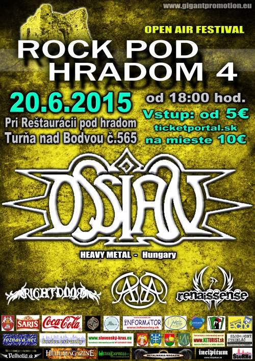 picture ROCK POD HRADOM 4 – Open air festival