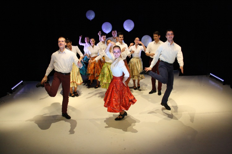 picture Tanečné divadlo Ifjú Szivek - Kukučie vajíčko