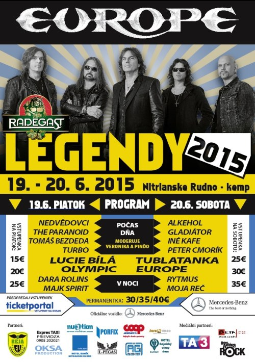 picture RADEGAST LEGENDY 2015