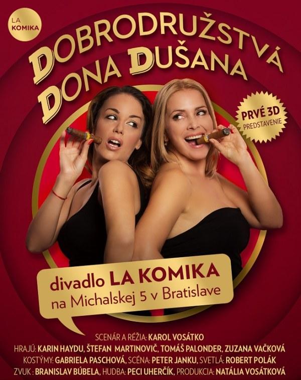 picture Dobrodružstvá Dona Dušana