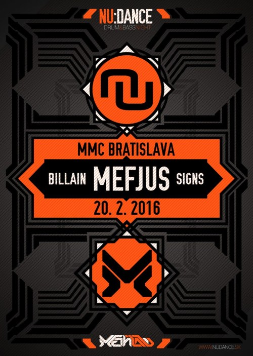 picture NU:DANCE & METHLAB w. Mefjus, Billain, Signs