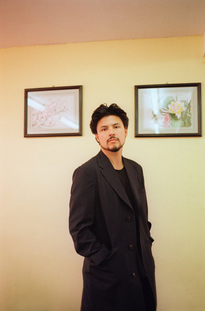picture JAMIE WOON