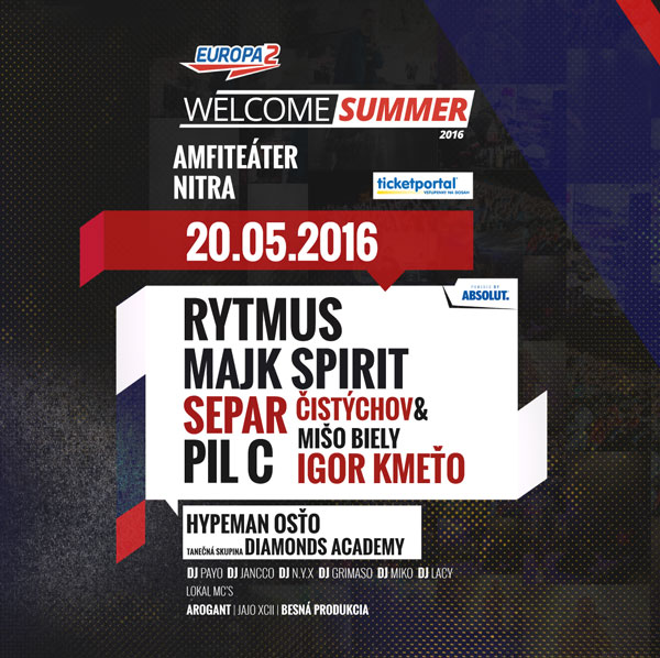 picture Europa 2 Welcome summer 2016