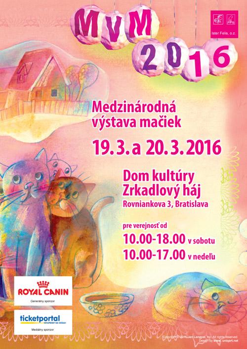 Medzinárodná výstava mačiek   marec 2016  70957fe4a36