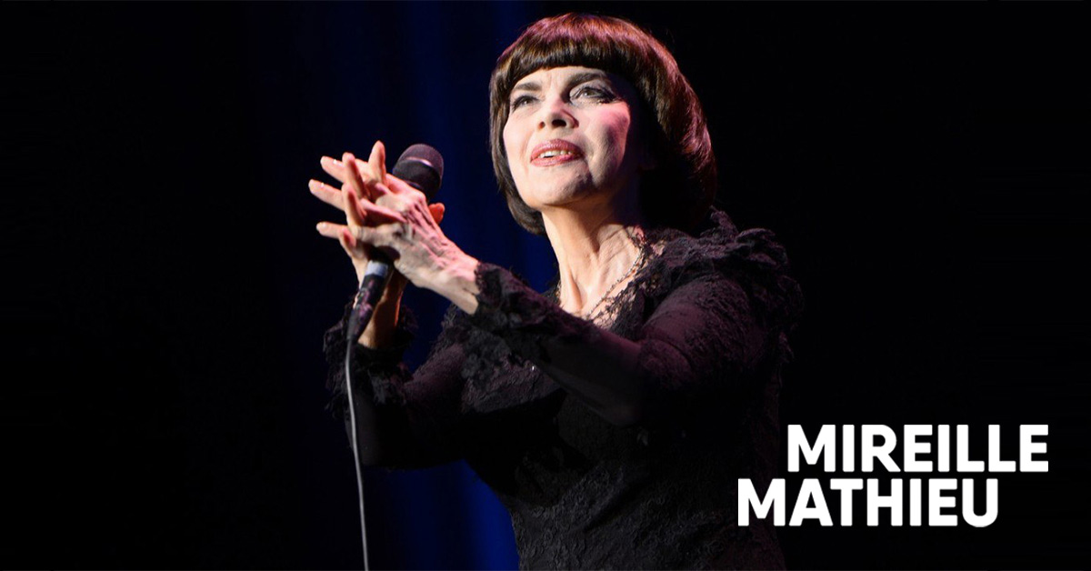 picture MIREILLE MATHIEU