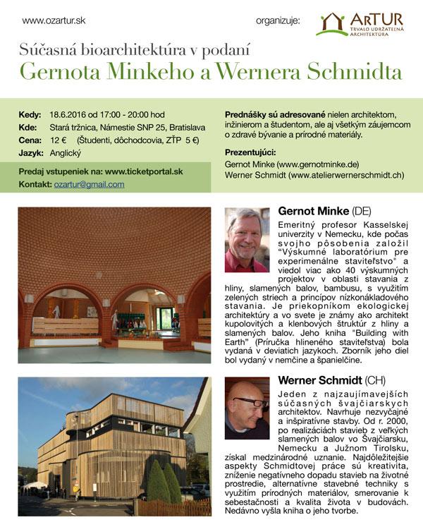 picture Súčasná bioarchitektúra v podaní G. Minkeho a ...
