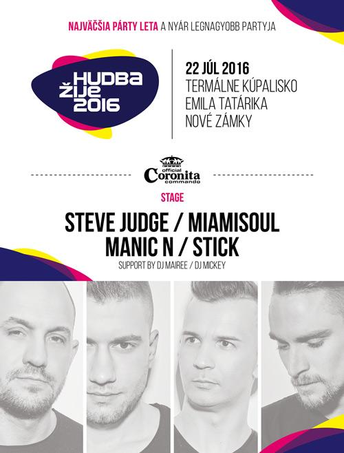 picture HUDBA ŽIJE Festival