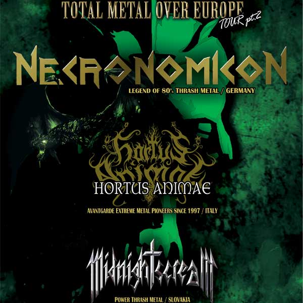picture TOTAL METAL OVER EUROPE TOUR pt. 2