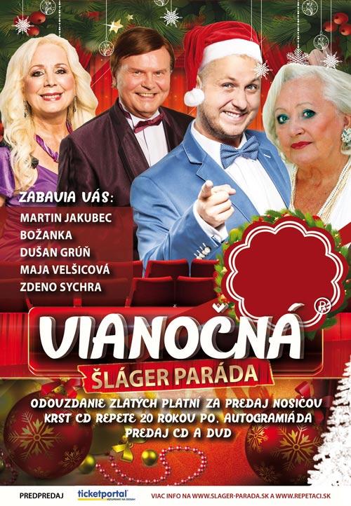 picture ŠLÁGER PARÁDA - gala koncert