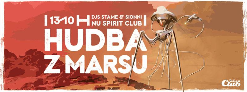 picture Hudba z Marsu live