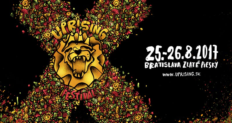 picture UPRISING FESTIVAL 2017