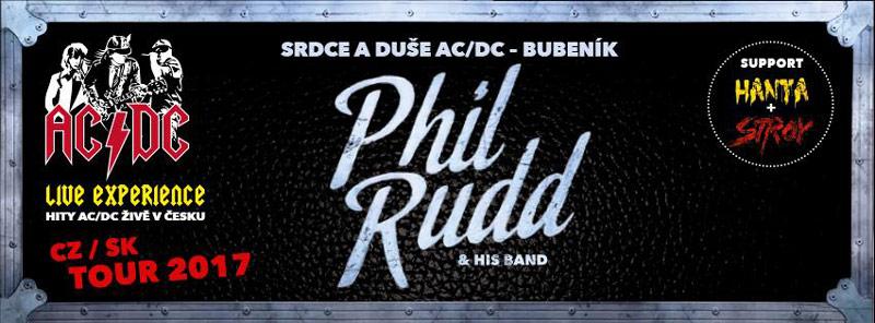 picture Phil Rudd & His Band (European Tour):bubeník AC/DC
