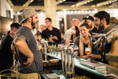 picture Craft beer festival - Salón Piva v Starej tržnici
