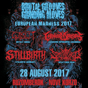 picture Brutal Grooves Grinding Moves Tour 2017