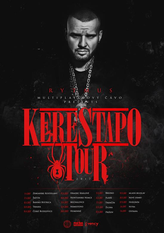 picture RYTMUS - KERESTAPO TOUR 2017