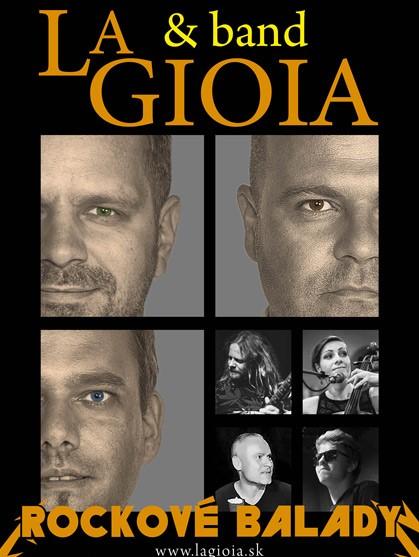 picture La Gioia & Band: Rockové balady