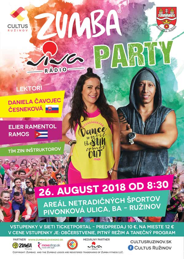 picture Zumba ® Viva party