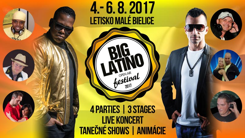 picture BIG Latino festival 2017