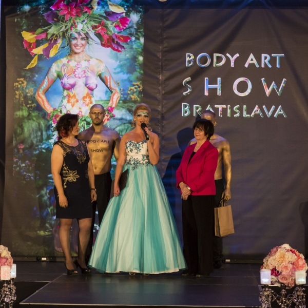 picture BODY ART SHOW 2017