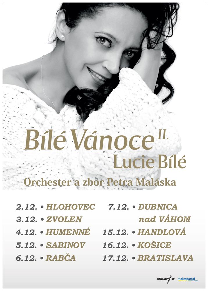 picture BÍLÉ VÁNOCE LUCIE BÍLÉ II.