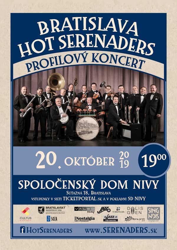picture Bratislava Hot Serenaders - Profile Concert