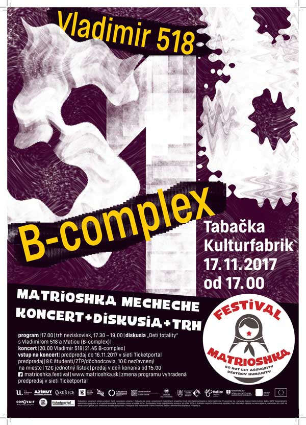 picture Matrioshka Mecheche: Vladimír 518 + B-Complex