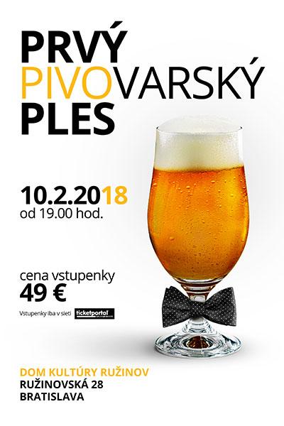 picture Prvý Pivovarský Ples