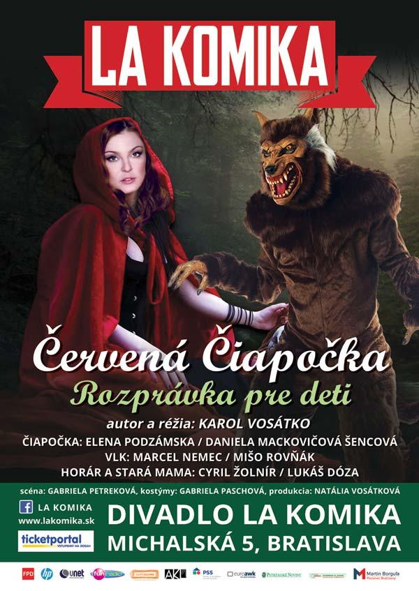 picture Červená Čiapočka - Rozprávka pre deti