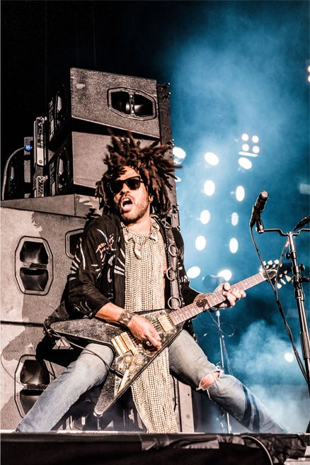picture LENNY KRAVITZ: RAISE VIBRATION TOUR 2018