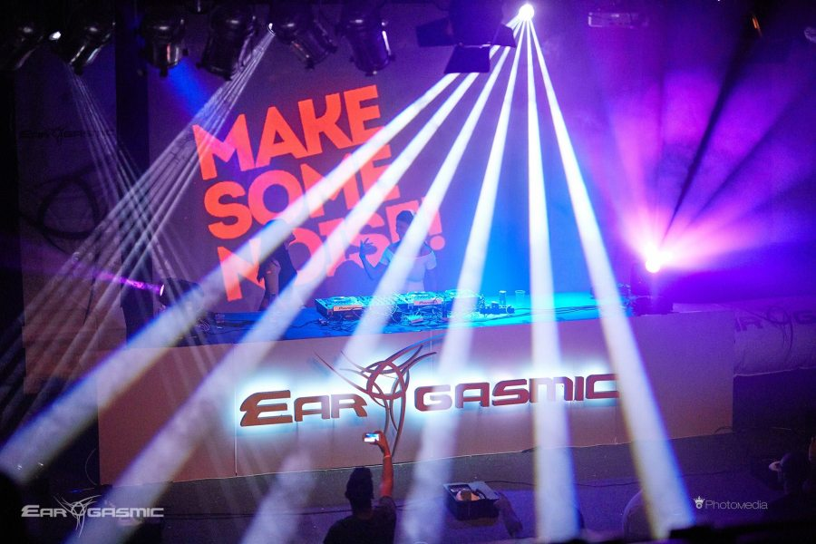 picture EAR-GASMIC presents COSMIC GATE