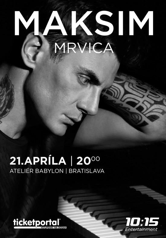 picture Maksim Mrvica