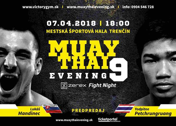 picture Muay Thai Evening 9 ZEREX Fight Night