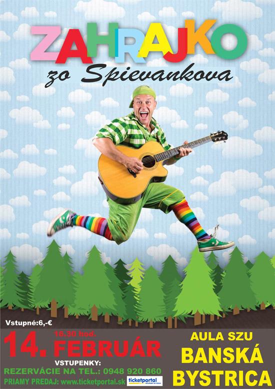picture Zahrajko zo Spievankova - Čo sa stalo v lese