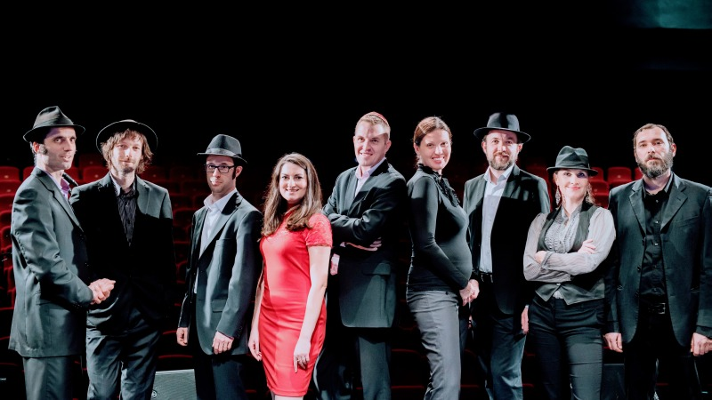 picture Preßburger Klezmer Band