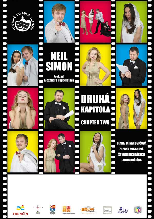 picture Neil Simon: Druhá kapitola (Chapter two)