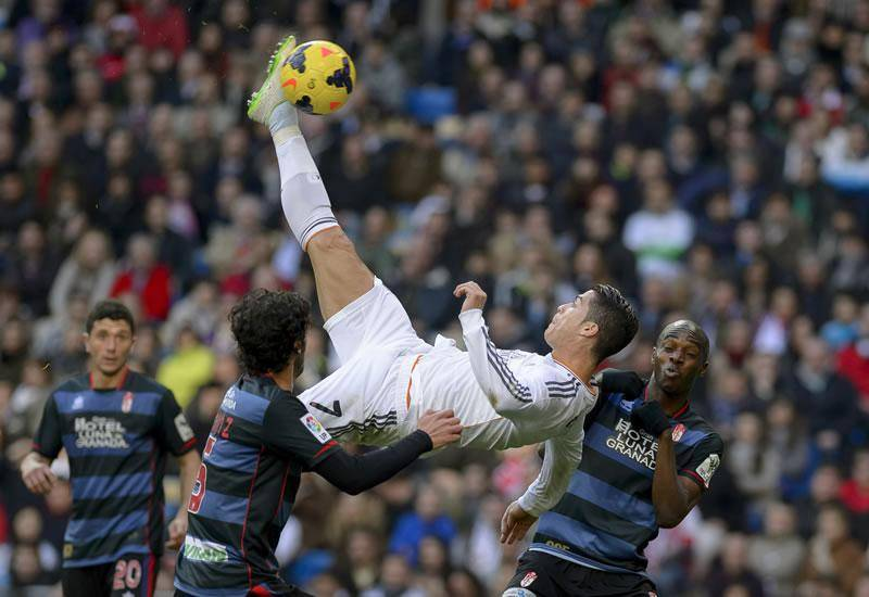 picture REAL MADRID – CELTA VIGO
