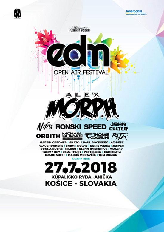 picture EDM OPEN AIR FESTIVAL 2018