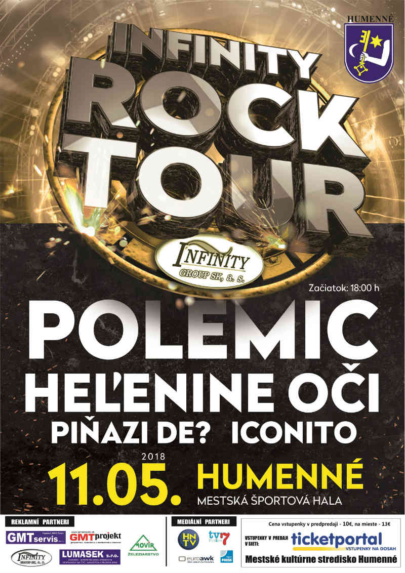 picture INFINITY ROCK TOUR 2018