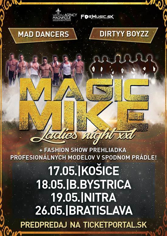 picture MAGIC MIKE LADIES NIGHT XXL