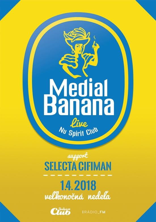picture Medial Banana live